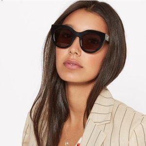 LE SPECS LUXE Airy Canary Sunglasses